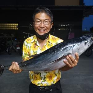 タイの海辺で56才の再挑戦