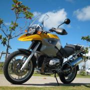R1200GS 沖縄バイク