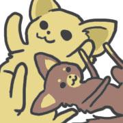 ガウリン福と保護犬ちぃ~吠え老犬日記~