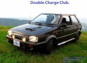 ダブルチャージクラブ  Nissan March Super Turbo