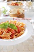 Happy food mania