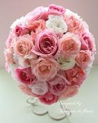 ブーケドゥフルールのwith flowers