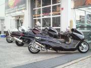カスタムバイク屋さんレッドサークルのブログ
