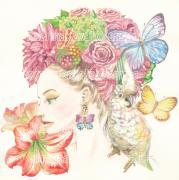 中里かおり illustration official web site