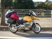 携帯食塩のバイク練習日記