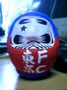 FC東京 A席でも熱つーい!いやーんバっカーん