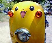 札幌のピカチュウは写真好き