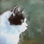 猫の絵を描く.com