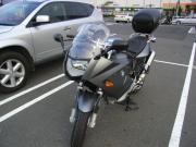 Travering Tiny〜F800ST(バイク日記)