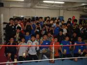 京都西院ボクシングジムの毎日