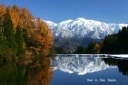 日本人の心の故郷、魚沼の風景や自然