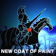 ☆NEW COAT OF PAINT