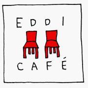 EDDI CAFEのタペストリー