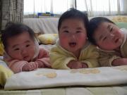 我が家の4人の子どもたち