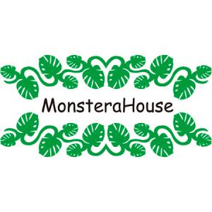 MonsteraHouse ハワイアンキルト教室・キット販売