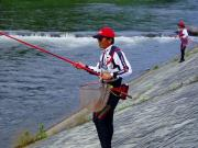 鮎釣り大会記録