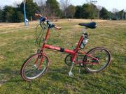小径車、折り畳み自転車、リカンベント試乗記