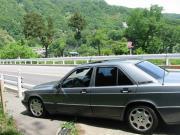 バイオ仕様旧車メルセデスが走るということ