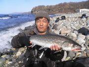 キクちゃんの北海道大物釣行記