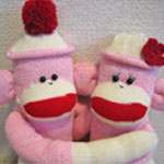 My Sock Monkey Projects
