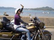 バイクに乗ろうよ!!