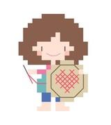 鈴木祥子のステッチBOOK