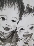 猫墨絵画家『中浜 稔』の弟子 ケイコの日記