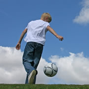 少年サッカー息子と家族の日常