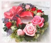 永遠の愛の薔薇 プリザーブドフラワー