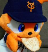 オレンジ色の憎いやつ