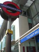 ロンドンの地下鉄を制覇する!