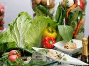 軽井沢で野菜とハーブを楽しむ