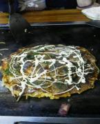 お好み焼きフジ-桃谷