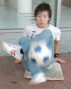 HIROのBLOG☆フリースタイルフットボール♪