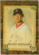 松坂大輔 MLB ベースボールカード ギャラリー