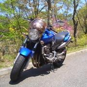 高速二輪車国道ブログ レアホーネットと過ごす日々