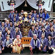 仁田・熊野社神輿会