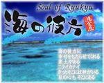 沖縄ダイニングバー海の彼方 玉那覇章のブログ