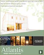 デザイン雑貨・インテリアショップ Atlantis