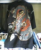 刺青師彫戦龍さんのプロフィール