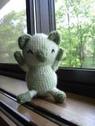 いっきゅうの『編み物・・・好き!!』