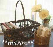 *maronの手作り日記*