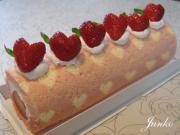 ちょっとの工夫でかわいいケーキ