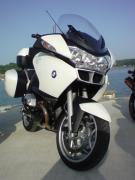 機能美に惹かれて BMW R1200RT