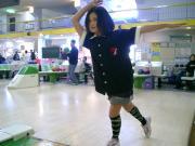 ☆呑気な親子のボウリング☆目指せ!・・・