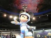 ディズニーワールドへの「夢プラン」