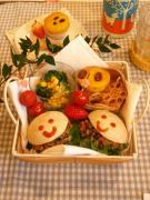 子どもと楽しむ食時間