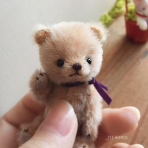 JH Bears *ちいさなテディベア*