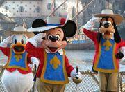 ふらっと Disney