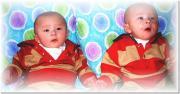 双子パパ、海外で子育て